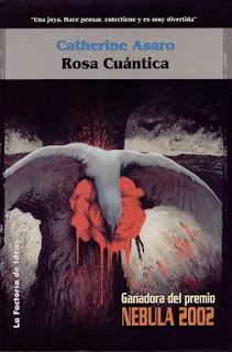 Rosa cuántica, de Catherine Asaro