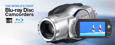 Blu-ray Disc Camcorders