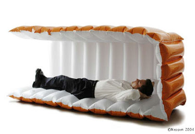 Nappak bed, portable bed