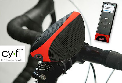 Cy-Fi for bicycle