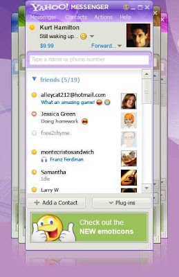 Yahoo! Messenger 9.0 Beta