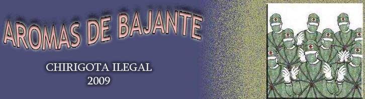 AROMAS DE BAJANTE