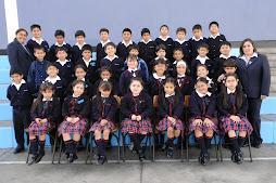 alumnos de 2º A 2009
