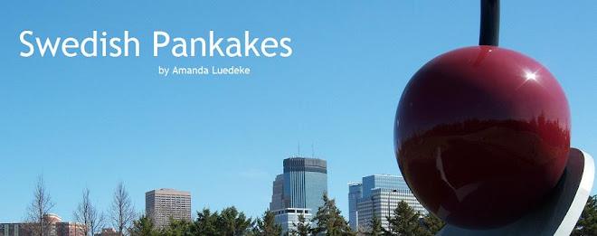Swedish Pankakes