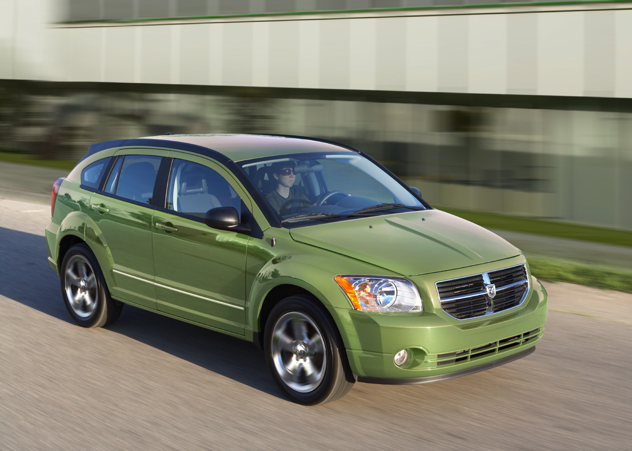 2010 Dodge Caliber Saftey U0026 Crash Tests