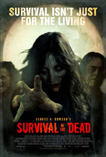 George Romero's SURVIVAL OF THE DEAD Poster Now Available!