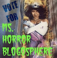 Ms. Horror Blogosphere..Or How the Horror Blog Community Wants to Kill Each Other