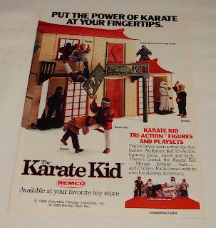 Karate Kid Three Final Fight