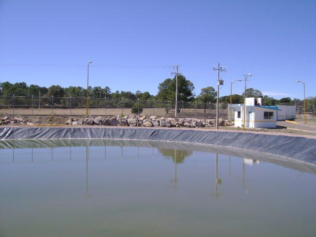 Chiquis aguas residuales for Estanques artificiales o prefabricados