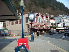 Picture of Downtown Juneau