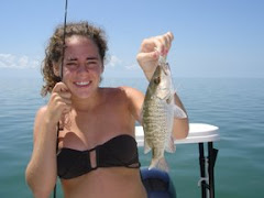 Kelsey with a Snapper