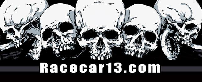 Racecar 13 | Tanner Goldbeck