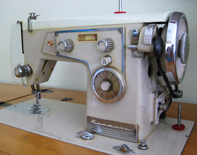 kenmore elite embroidery machine