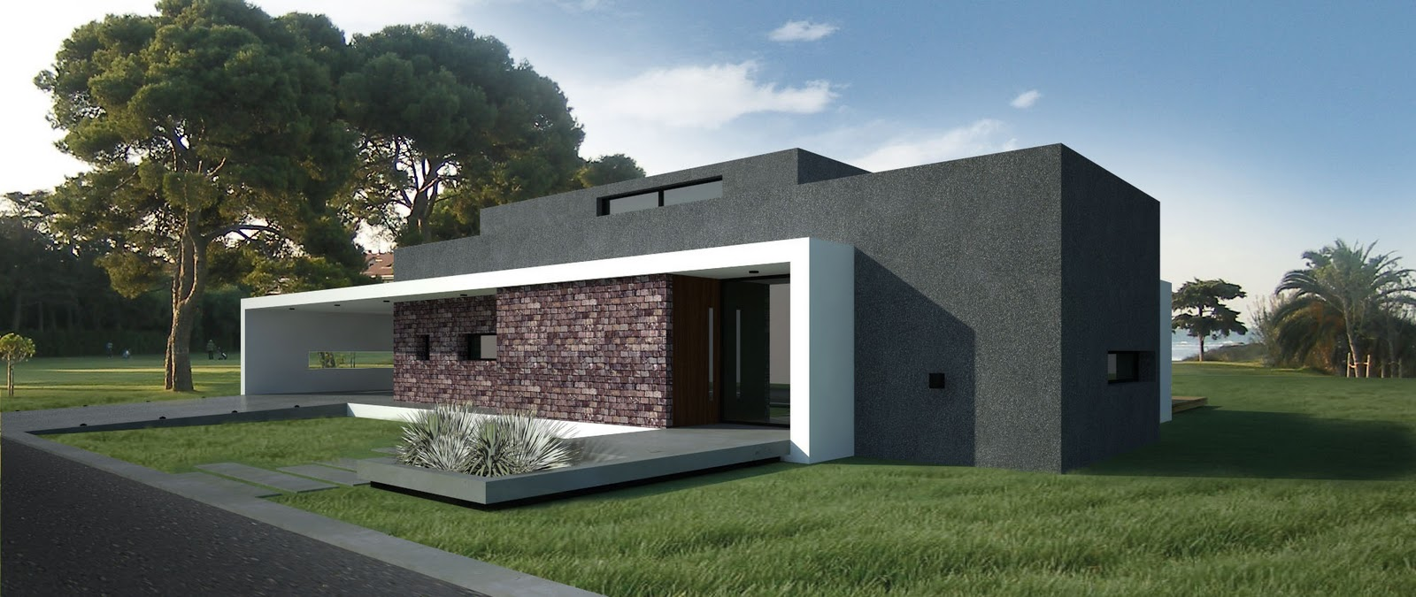 Arquitectos casa sampaolesi - Arquitectos en segovia ...