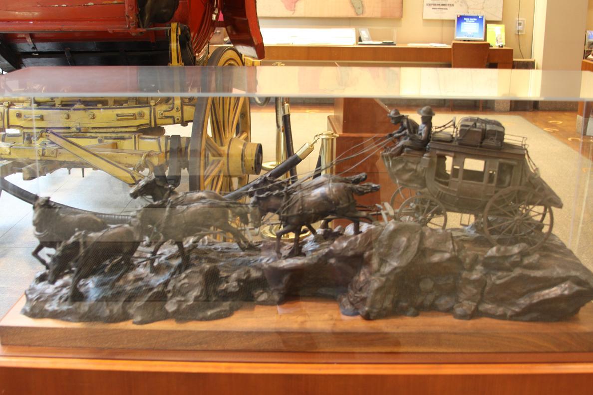 michigan exposures the wells fargo museum wells1 jpg