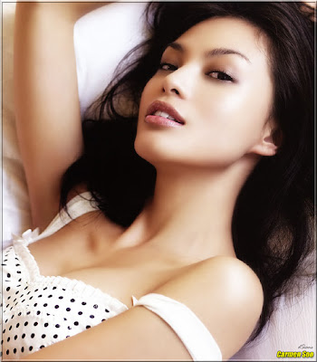 Carmen Soo Malaysia Beautiful Model