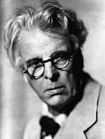 William Butler Yeats - probably glad he's dead