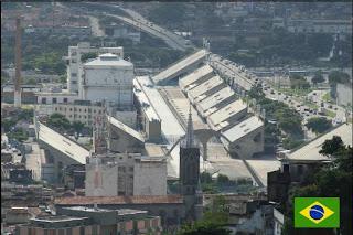 Hier gebeurt het momenteel in Rio