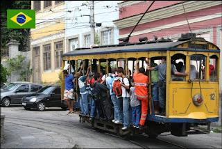 De achtbaan van Rio