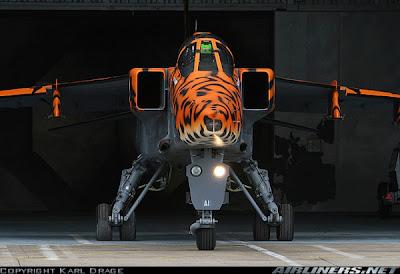 Foto Kreasi Menggambar Di Badan Pesawat