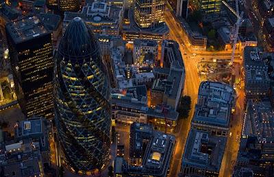 Mengintip Keindahan Kota London Dari Atas [ www.BlogApaAja.com ]