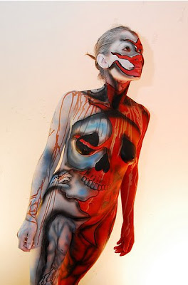 Gallery Art Body Painting Pictures Design From Various Countries