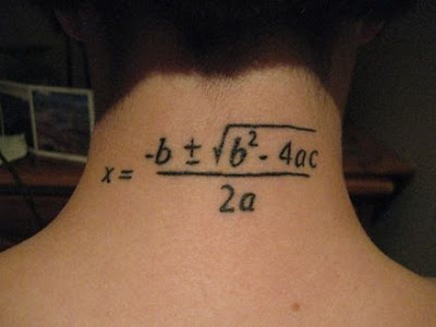 57 Amazing Scientific tattoos