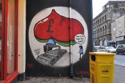Beautiful Anti-Graffiti Paint<br />