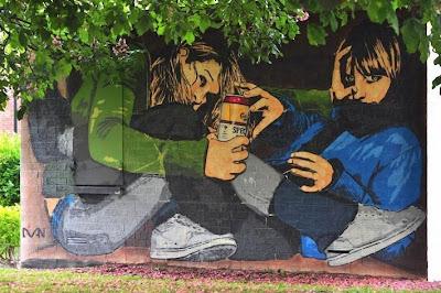 graffiti art gallery