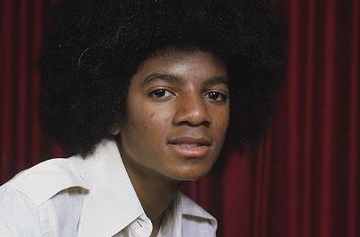 Micael Jackson - seen at curiousphotos.blogspot.com