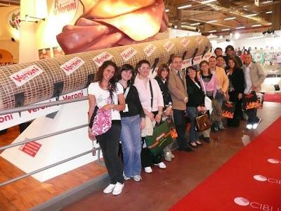 big sausage Italy