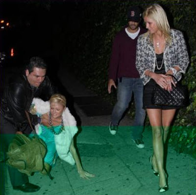 drunk celebrities photos