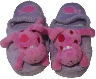 funny slippers. Funny feet slippers