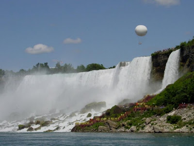 gambar air terjun