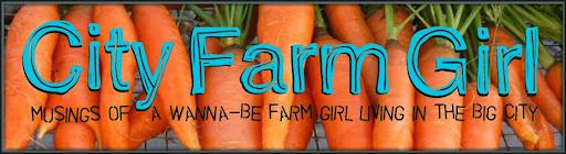 City Farm Girl