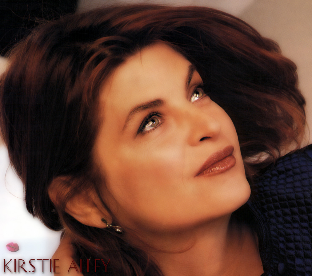 Kirstie Alley Hot Female Celebrity Actress Kirstie Alley