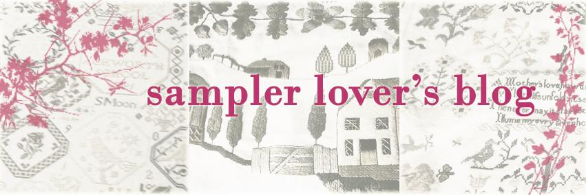 Sampler Lovers Blog