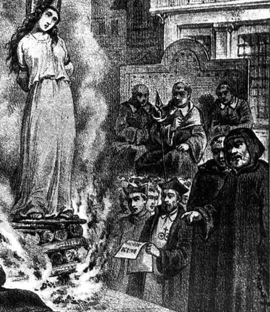 Manual para cazar brujas (malleus maleficarum)