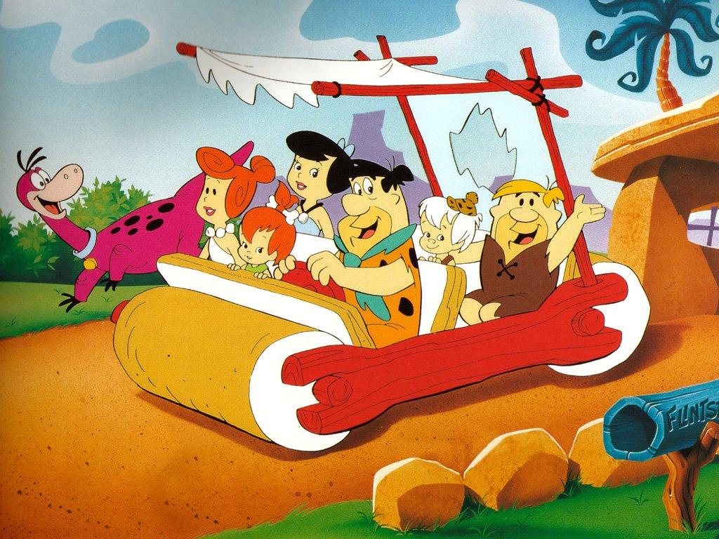 classic cartoon characters