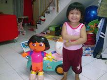 Si Doyah dan Dora ....