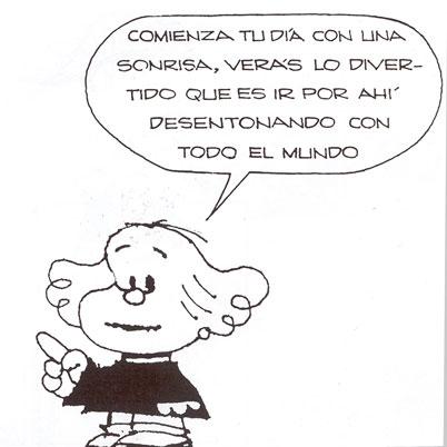 Frases de Mafalda y sus amigos