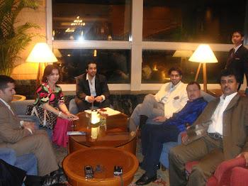 Bersama Keluarga Di Raja Saudi