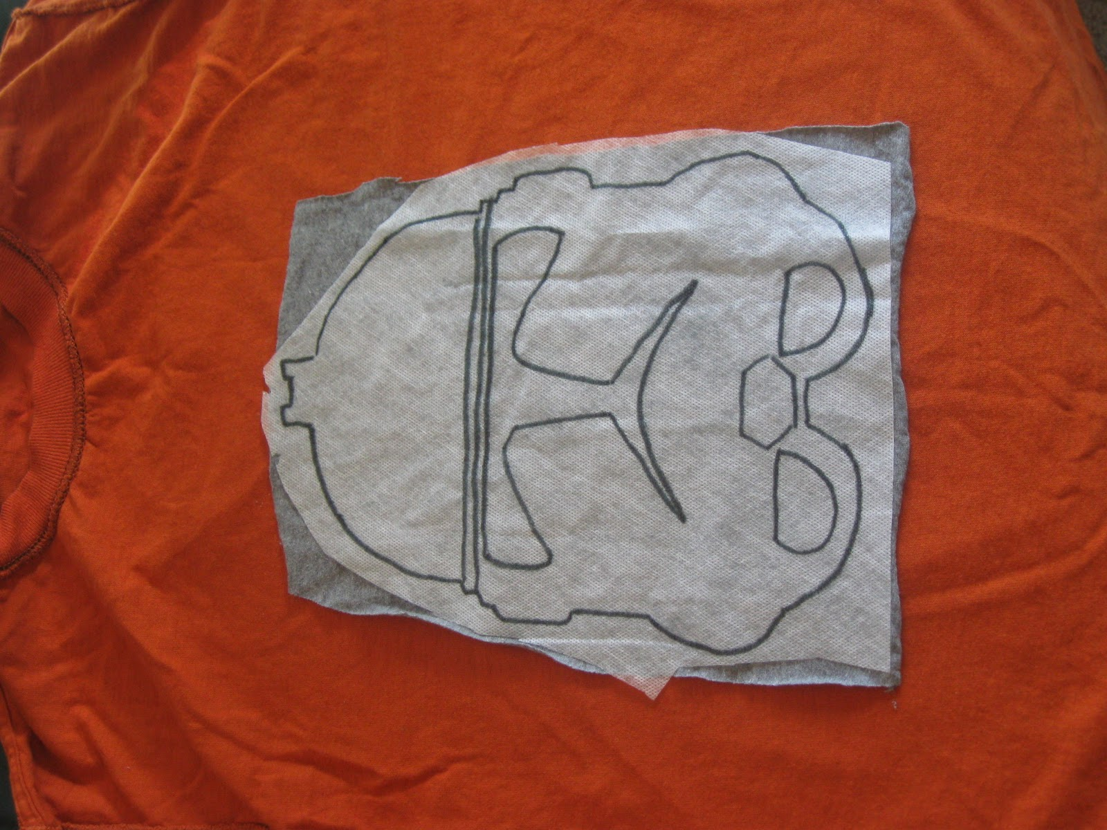 Show Tell Share: Reverse Applique T-shirts