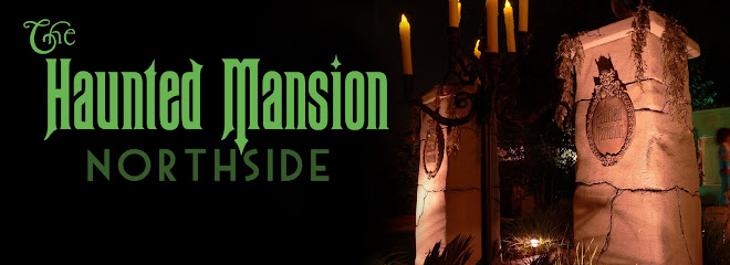 The Haunted Mansion-Northside