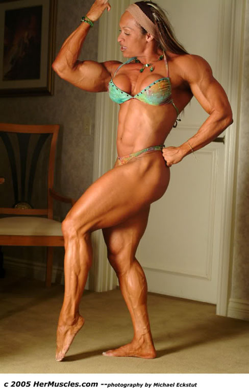Norway NO Handsome Female Bodybuilders Photos