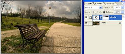 Fotografía digital. Curso Photoshop - Capítulo I - Con Niveles
