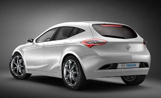 Mazda 3 Concept