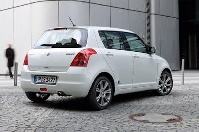 Suzuki Swift Limited Edition