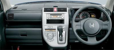 Honda Zest Sports G