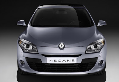 2009 Renault Megane